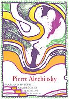 Pierre Alechinsky: Zwischen den Zeilen