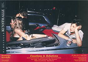 Nan Goldin: Emotions & Relations - Zeitgenössische Amerikanische Photographie