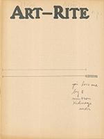 Joseph Beuys: Art - Rite