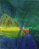 Willibrord Haas: Schwefelgelb in grün