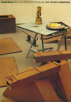 Joseph Beuys: Joseph Beuys: Werke aus Münchener Sammlungen