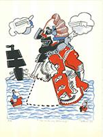 Simon Dittrich: Der badende Admiral