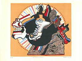 Simon Dittrich: Pferdeportrait