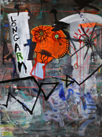 Paul Kostabi: Longarm