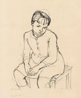 Max Uhlig: Kinderbildnis