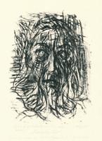 Max Uhlig: Verzweifelte Frau