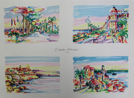 Zladku Oliver: Cannes / Nice / Antibes / Villefranche