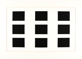 Yaakov Agam: Geometrische Komposition