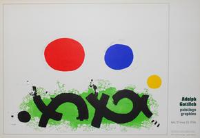 Adolph Gottlieb: Untitled