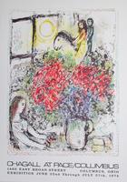 Marc Chagall: La Chevauchee