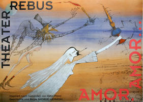 Joan Ponc: Amor, Amor .... - Theater Rebus
