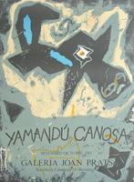 Yamandú Canosa: Galeria Joan Prats