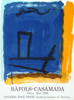 Alberto Rafols-Casamada: Galeria Joan Prats
