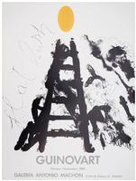 Josep Guinovart: Galeria Antonio Machón