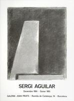 Aguilar, Sergi: Galeria Joan Prats - 1984
