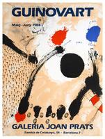 Josep Guinovart: Galeria Joan Prats - 1984