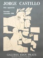 Jorge Castillo: Galeria Joan Prats 1980