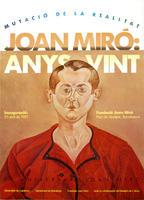 Joan Miró: Anys Vint