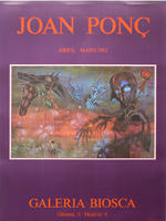 Joan Ponc: Galeria Biosca
