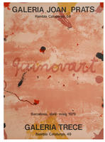 Josep Guinovart: Galeria Joan Prats