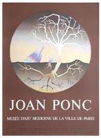 Joan Ponc: Musée d ´Art Moderne De La Ville De Paris