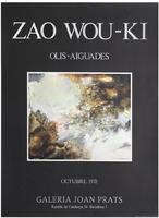 Zao Wou-Ki: Galeria Joan Prats