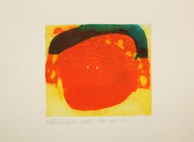Willibrord Haas: Rot mit Hut