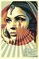 Shepard Fairey: Target Exceptions