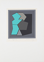 Victor Vasarely: Komposition