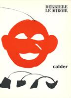 Alexander Calder: Red Mask