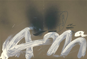 Antoni Tapies: Composition