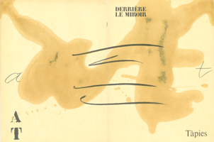 Antoni Tapies: Komposition