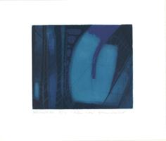 Willibrord Haas: Blaue Hand
