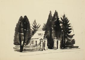 Hermann Teuber: Haus in Baden-Baden