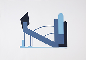 Thilo Maatsch: Geometrische Komposition