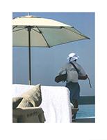 Georg Kranenburg: Life Guard (Dubai)