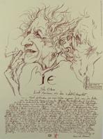 Horst Janssen: Heinrich Heine