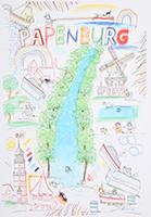 Wilhelm Schlote: Papenburg