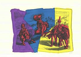 Jirí Kolár: Cavalerie royale