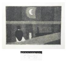 Hermann Teuber: Mondnacht
