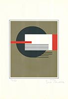 Erich Buchholz: Geometrische Komposition