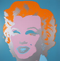 Andy (after) Warhol: Marilyn Monroe