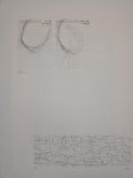 Joseph Beuys (und Cage, John): Orwell-Blatt