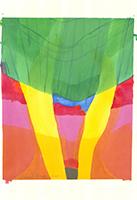 Willibrord Haas: Gelbe Säulen