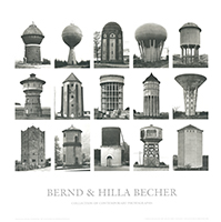 Bernd und Hilla Becher: Wassertürme