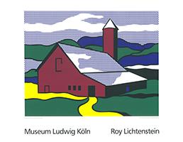 Roy Lichtenstein: Red Barn II - GROSS