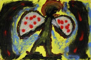 Volkmar Schulz-Rumpold: Schmetterling