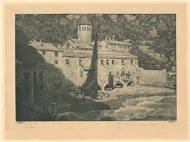 Karl Schmoll von Eisenwerth: Gebäude