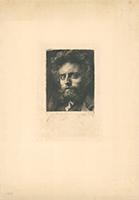 Karl Stauffer-Bern: Friedrich Kühn