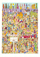 James Rizzi: A Lot Of Fun For City Kids